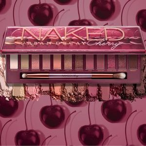 🍒BNIB🍒Urban Decay Naked Cherry Palette